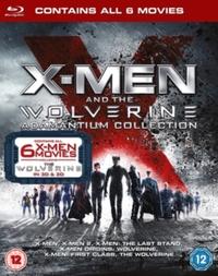 X-Men & Wolverine Adamantium Collection on Blu-ray