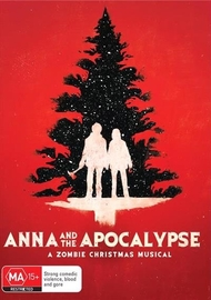 Anna And The Apocalypse on DVD