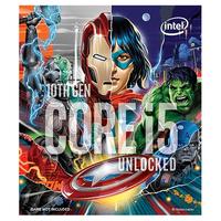 Intel Core i5-10600KA Marvel's Avenger Special Edition 6 Core 4.80GHz LGA1200 CPU