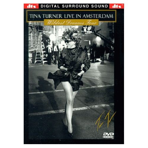 Tina Turner Live in Amsterdam: Wildest Dreams Tour on DVD image