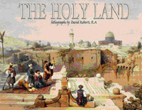 Holy Land: Lithographs by David Roberts by Fabio Bourbon image