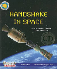 Handshake in Space image