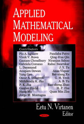 Applied Mathematical Modeling