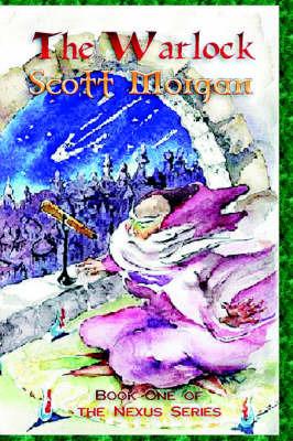 The Warlock by Scott Morgan
