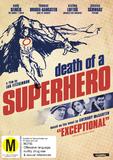 Death of a Superhero DVD