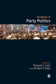 Handbook of Party Politics image