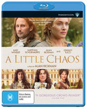 A Little Chaos on Blu-ray