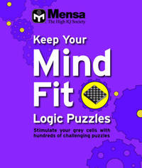 Keep Your Mind Fit Mini 1 : Logic Puzzles by Mensa image