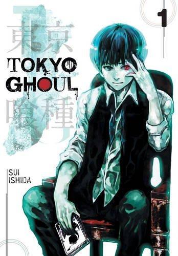 Tokyo Ghoul: Vol. 1 by Sui Ishida