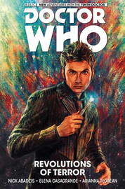 Doctor Who, The Tenth Doctor by Nick Abadzis