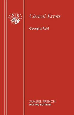 Clerical Errors by Georgina Reid