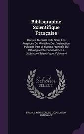 Bibliographie Scientifique Francaise image