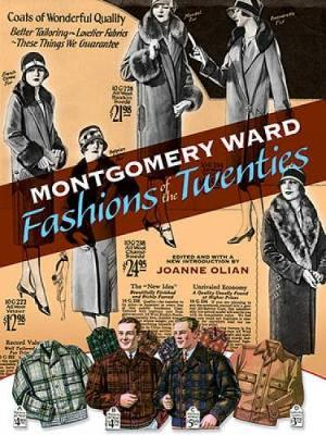 Montgomery Ward Fashions of the Twenties image