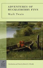 Adventures of Huckleberry Finn (Barnes & Noble Classics Series) by Mark Twain ) image