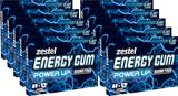 Zestel Energy Gum - Peppermint Blast (10 Pack)