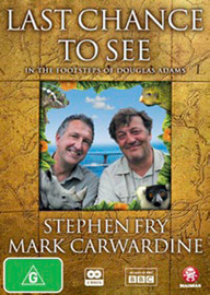 Last Chance to See - With Stephen Fry (2 Disc Set) on DVD