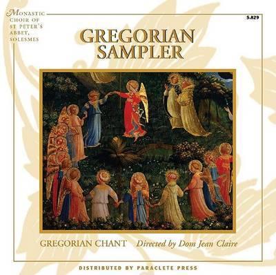 Gregorian Sampler, Solesmes by Monks of Solemes