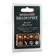 Warhammer Underworlds: Shadespire - Skaven Dice