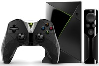NVIDIA Shield with Remote and Controller
