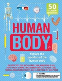 Science Lab: Human Body by Anna Claybourne