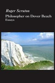 Philosopher on Dover Beach by Roger Scruton image