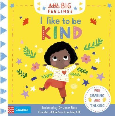 I Like to be Kind by Campbell Books