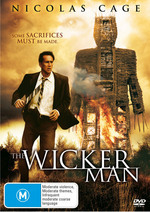 The Wicker Man on DVD
