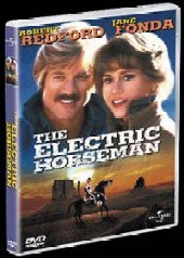 The Electric Horseman on DVD