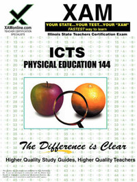 Ilts Physical Education 144 Teacher Certification Test Prep Study Guide by Sharon A Wynne