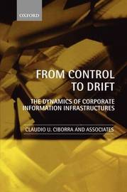 From Control to Drift by Claudio U. Ciborra