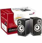 GENIUS HF2 500B SPEAKERS BLACK