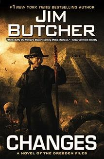 Changes (The Dresden Files #12) by Jim Butcher (Canterbury Christ Church University College, UK Canterbury Chirst Church University, UK Canterbury Christ Church University College, UK C image