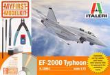 Italeri My First Model Kit EF-2000 Typhoon - 1:72 Model Kit