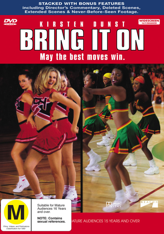 Bring It On on DVD