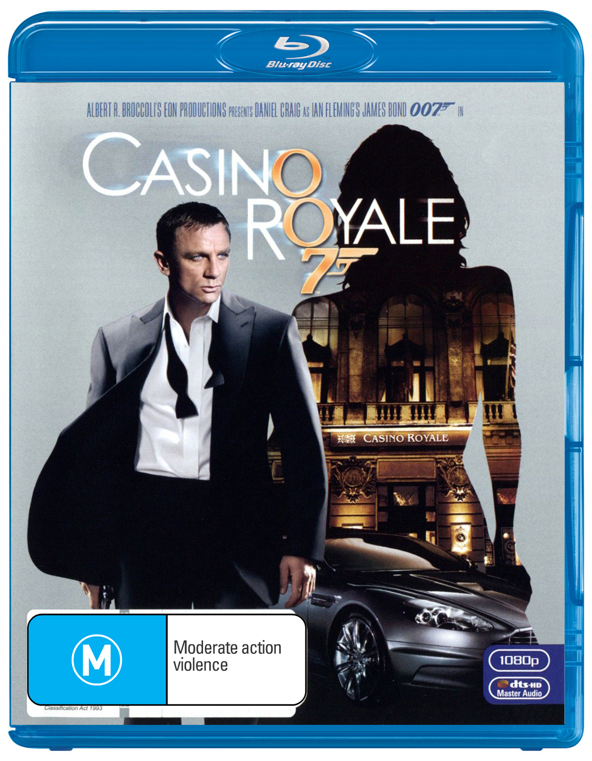 Casino Royale (2012 Version) on Blu-ray image