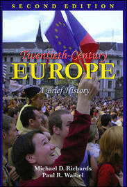 Twentieth-Century Europe by M.D. Richards image