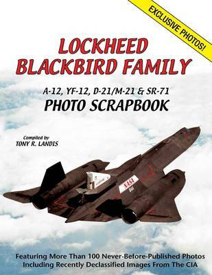 Lockheed Blackbird Family by Tony Landis