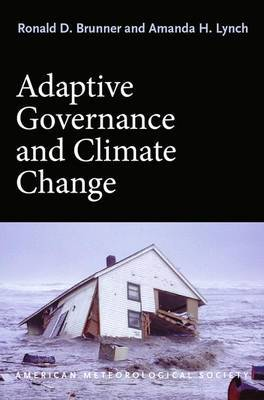 Adaptive Governance and Climate Change by Ronald D Brunner image