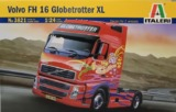 Italeri: 1:24 Volvo Globetrotter XL - Model Kit