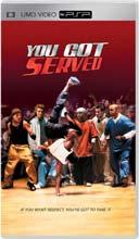 You Got Served for PSP