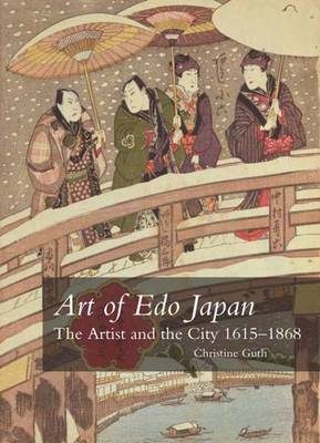 Art of Edo Japan by Christine Guth image