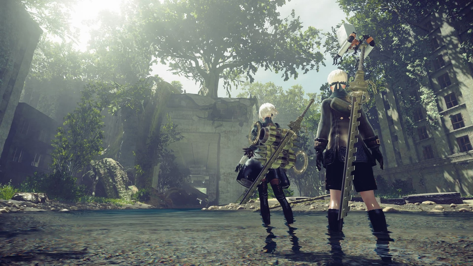 Nier: Automata for PC Games image