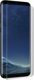 "3SIXT Samsung Galaxy S8 5.7"" Curved Clear Screen Protector (2 Pack)"