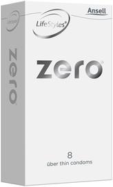 Ansell Lifestyle Zero (8pk)