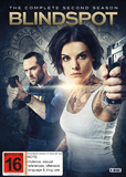 Blindspot - Season 2 on DVD