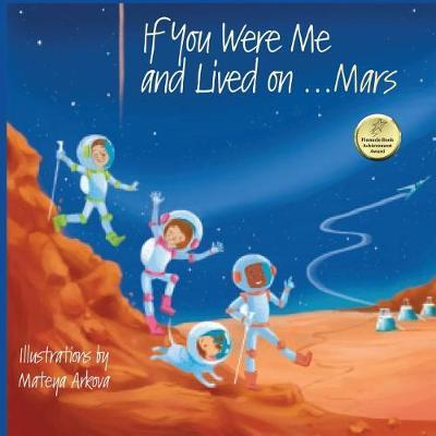 If You Were Me and Lived On...Mars by Carole P Roman image