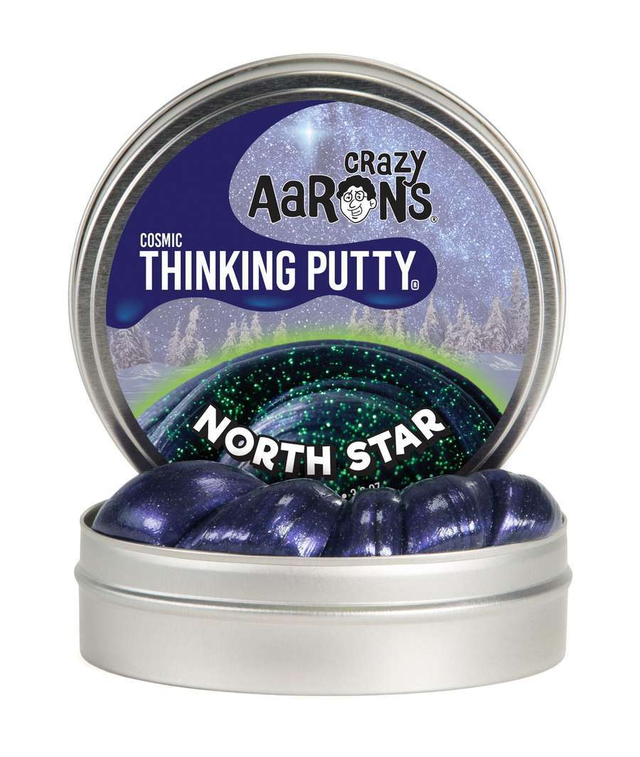 Crazy Aaron's Thinking Putty: North Star image
