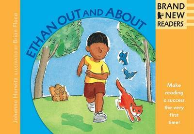 Ethan Out And About Big Book by Johanna Hurwitz