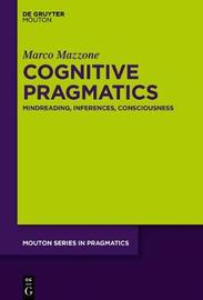 Cognitive Pragmatics by Marco Mazzone image