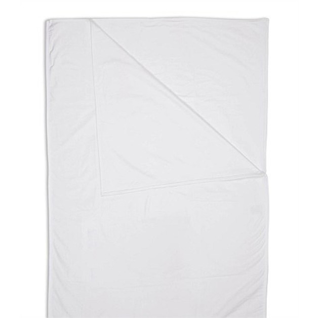 Brolly Sheets: Waterproof Sleeping Bag Liners - White